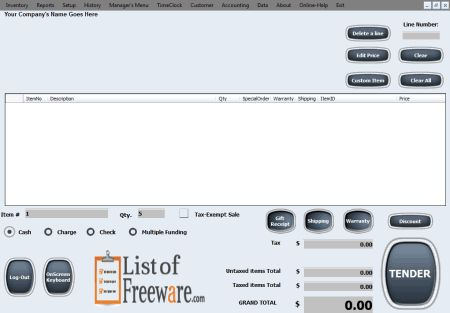 Best Free Invoice Generating Software