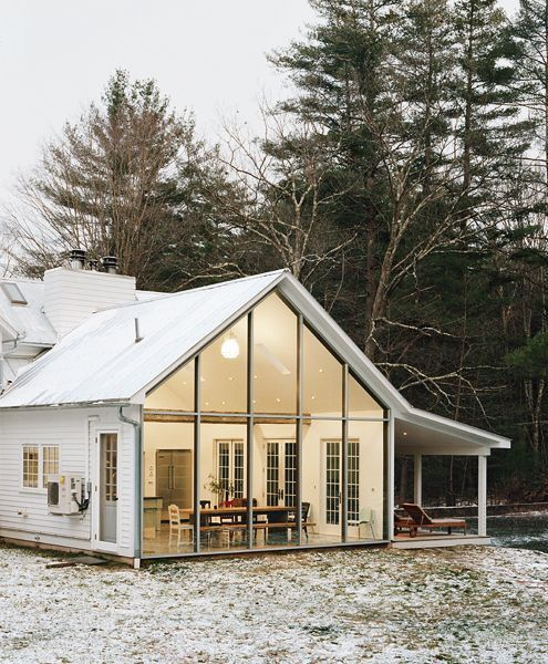 a-frame cottage 3 STORIES.. Modern day A Frame.. Great for any ...