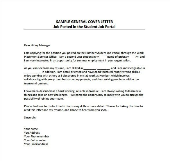 cover letter no letterhead for cover letter opening. sample email ...