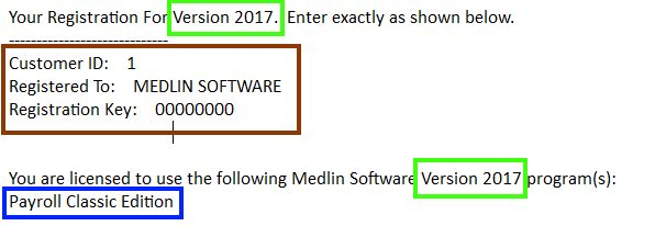 Payroll Software by Medlin - Key Trouble | Medlin Software