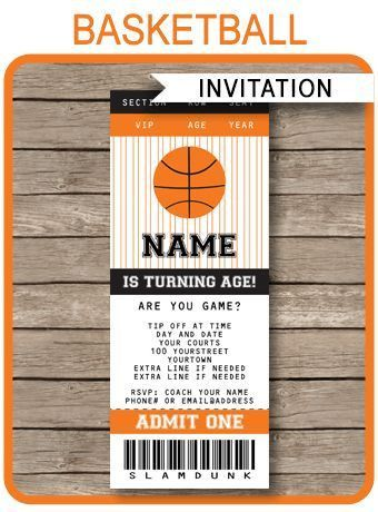 Best 25+ Basketball tickets ideas on Pinterest | Basketball ...