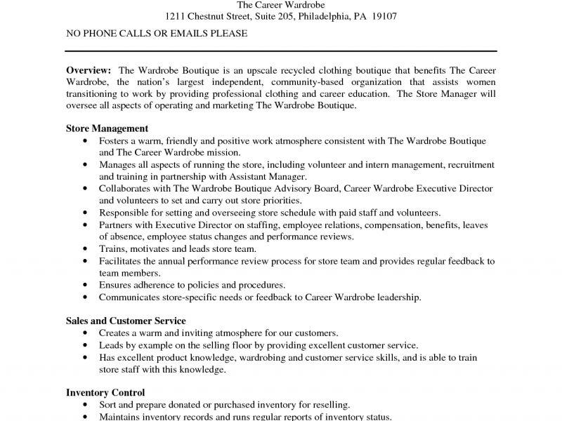 inventory control clerk resume