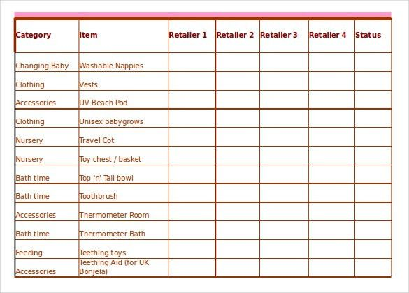 Office Supply Tip And Free Printable Checklist Template | 100 ...