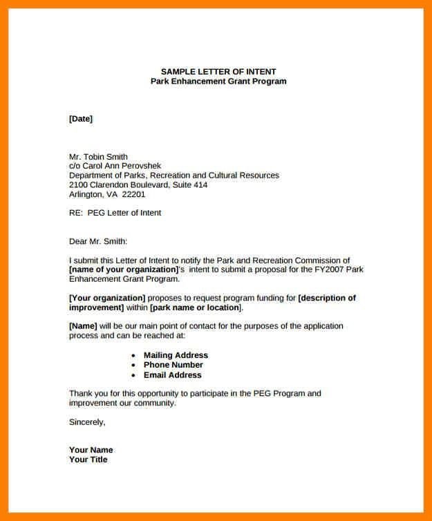 7+ letter of intent to renew employment contract | joblettered