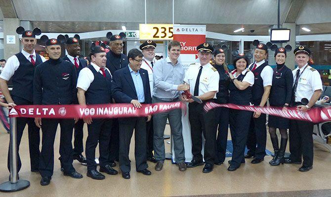 Delta launches 3 new routes in Latin America | Delta News Hub