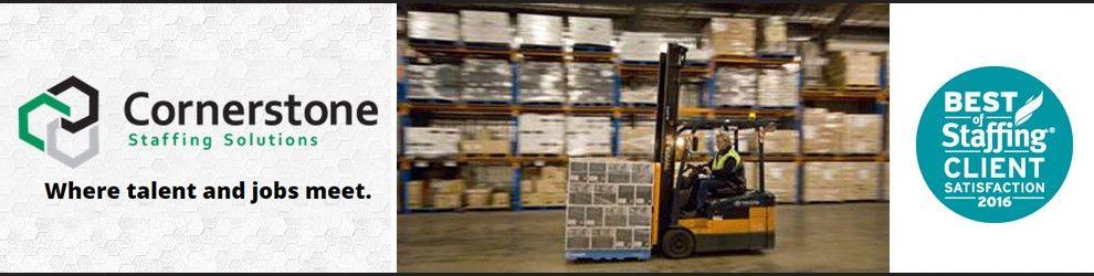 Warehouse Reach Truck Cherry Order Picker Forklift   Edison NJ BF ...