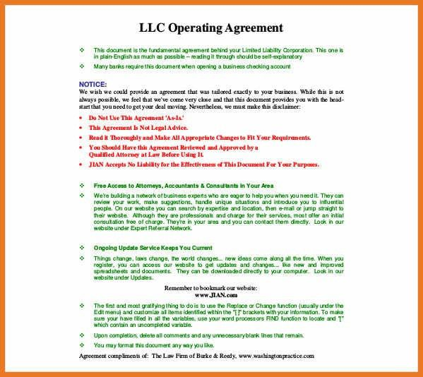 operating agreement template | art resume skills