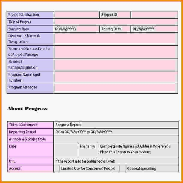 Weekly Report Templates.employee Weekly Status Report Template.jpg ...