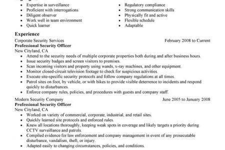 sample police resume resume cv cover letter. ethics officer sample ...