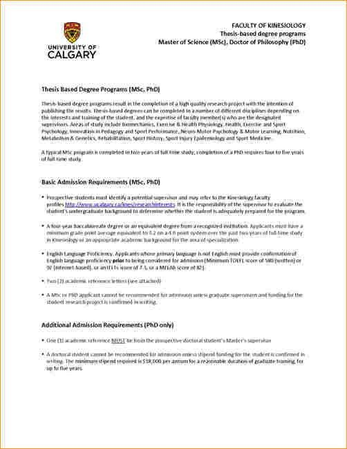 Academic reference letter template - Business Proposal Templated ...