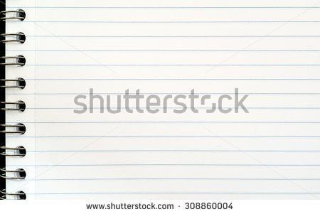 Loose Leaf Paper Your Background Element Stock Vector 694985101 ...