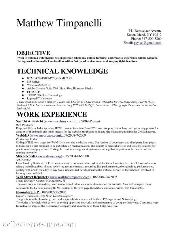 Charming-Sample-Resume-For-Entry-Level-Medical-Billing-with ...