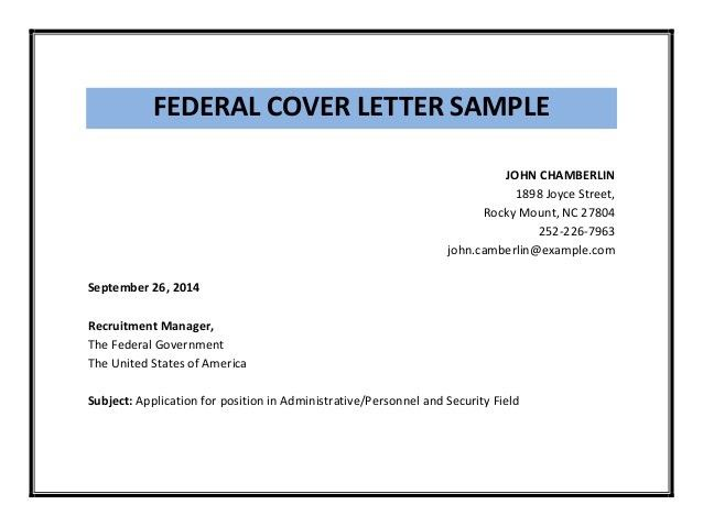 Download Cover Letter For Government Job | haadyaooverbayresort.com