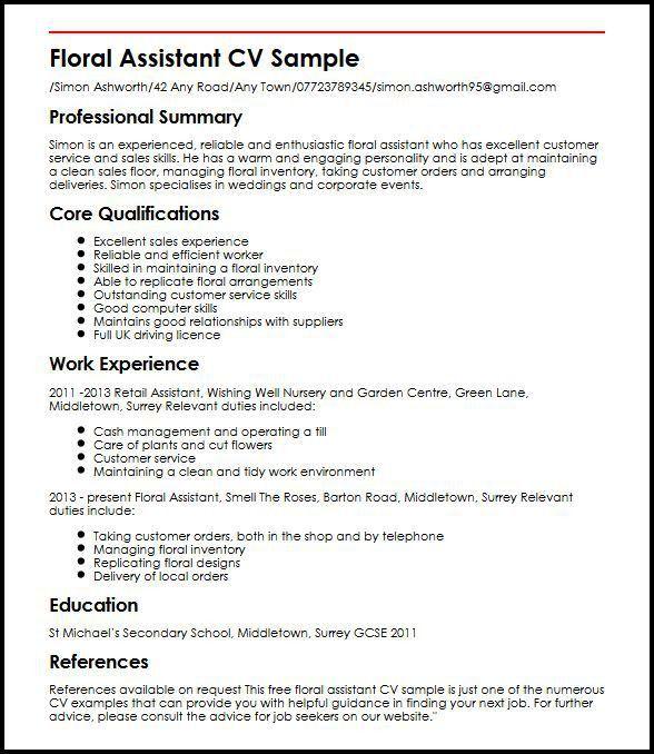 drivers cv format sample resume for advertising agency atm