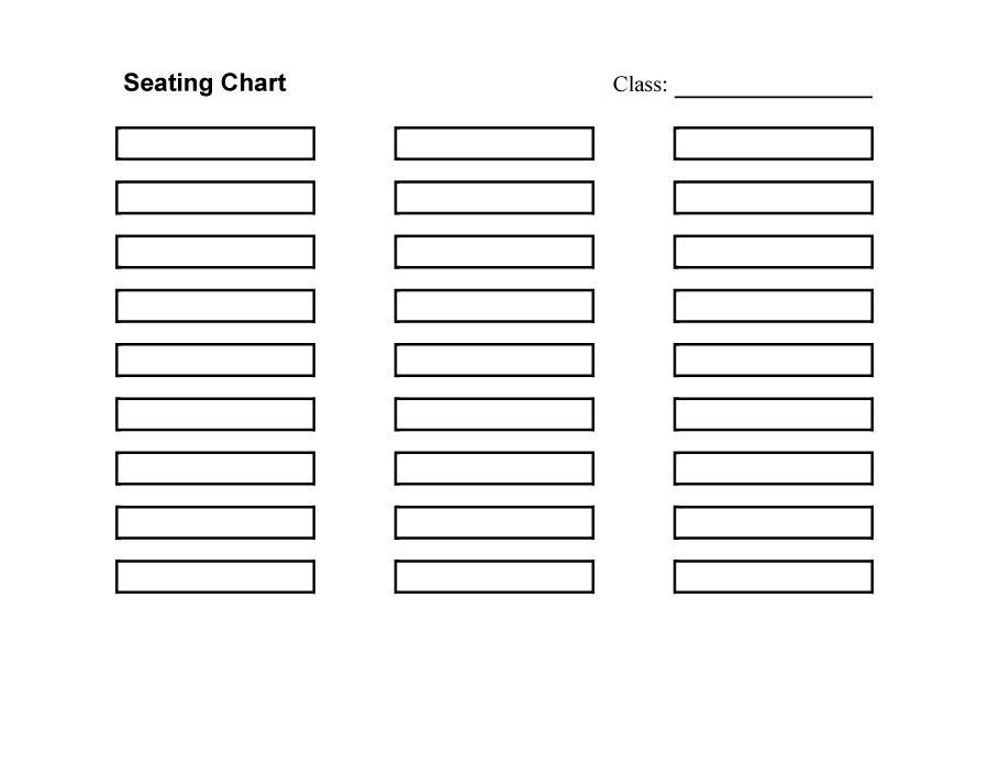 Class Roster Template. Attendance Roster Templates · Class Roster ...