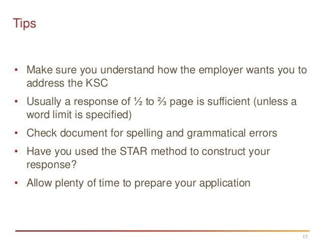 sample cover letter key selection criteria cover letter templates ...