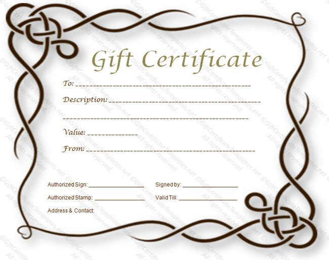 formal-gift-certificate-template