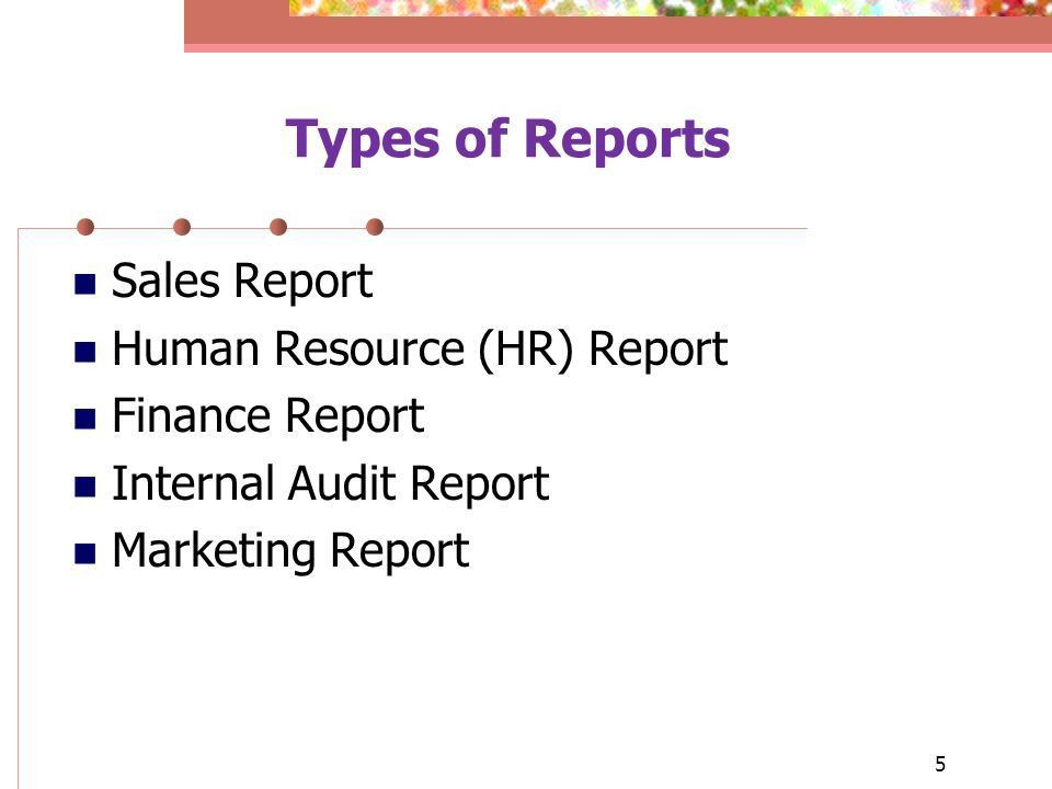1 Report Writing with Citation and documentation Business and ...
