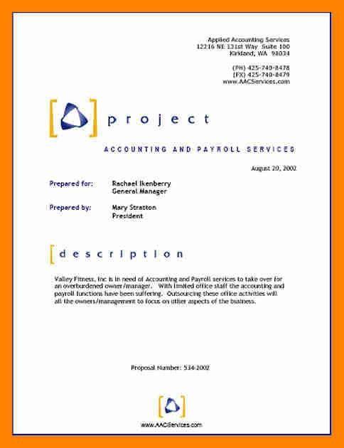 Client Proposal Sample   Jobs.billybullock.us