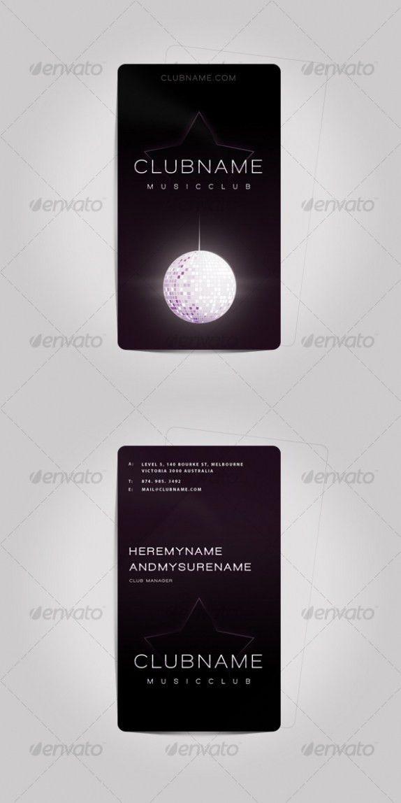 Cardview.net – Business Card & Visit Card Design Inspiration ...