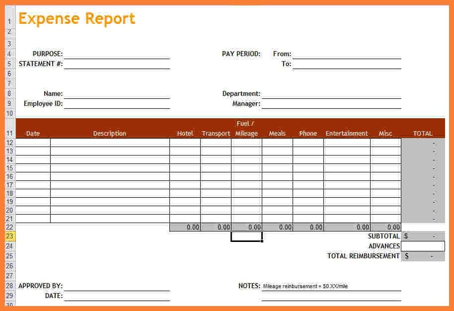 Quarterly Financial Report Template - Ecordura.com