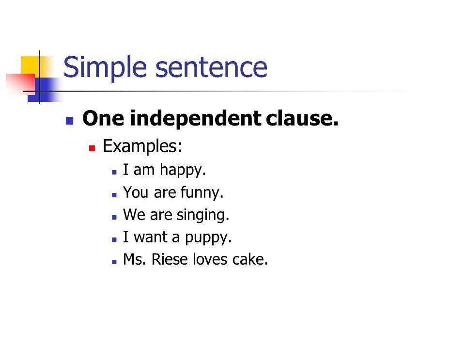 Types of sentences Grammar Lesson 5. Notes: Types of sentences ...