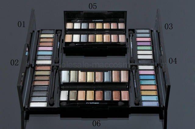 mac makeup party, MAC Eyeshadow Palette 8 Color-1 - MAC Cheap ...