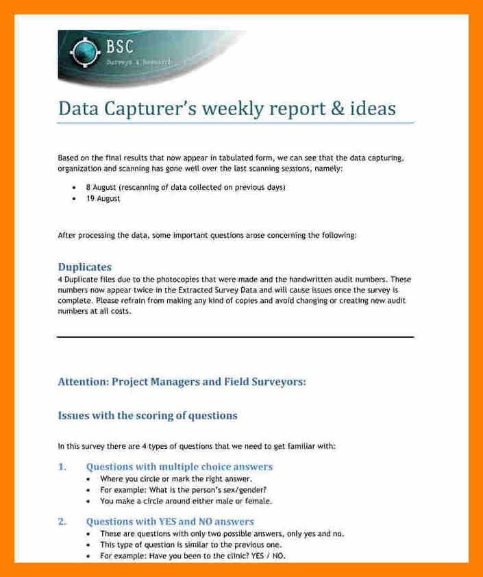 10+ business report examples | students resume