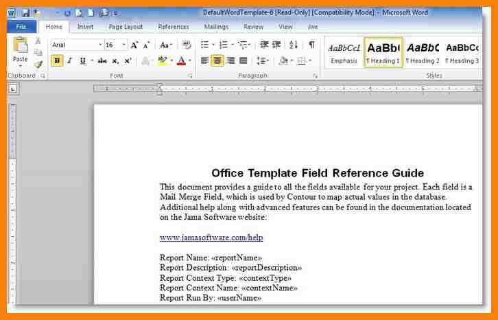 8+ user guide templates word | hr cover letter