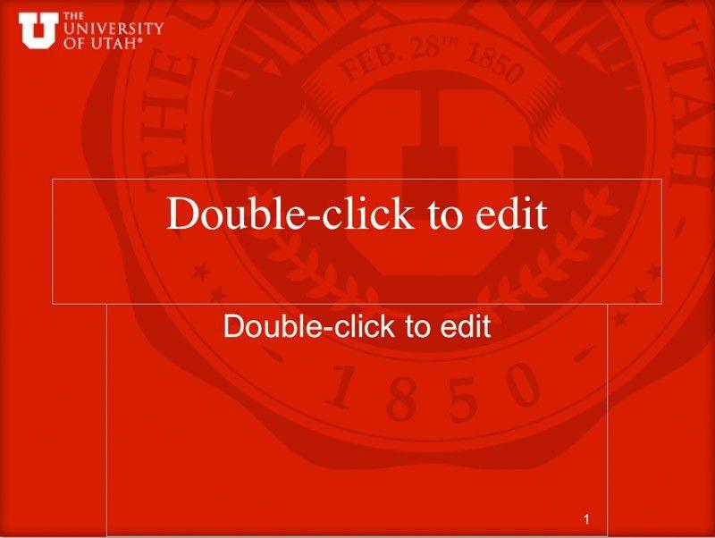 Powerpoint Templates | University Marketing & Communications