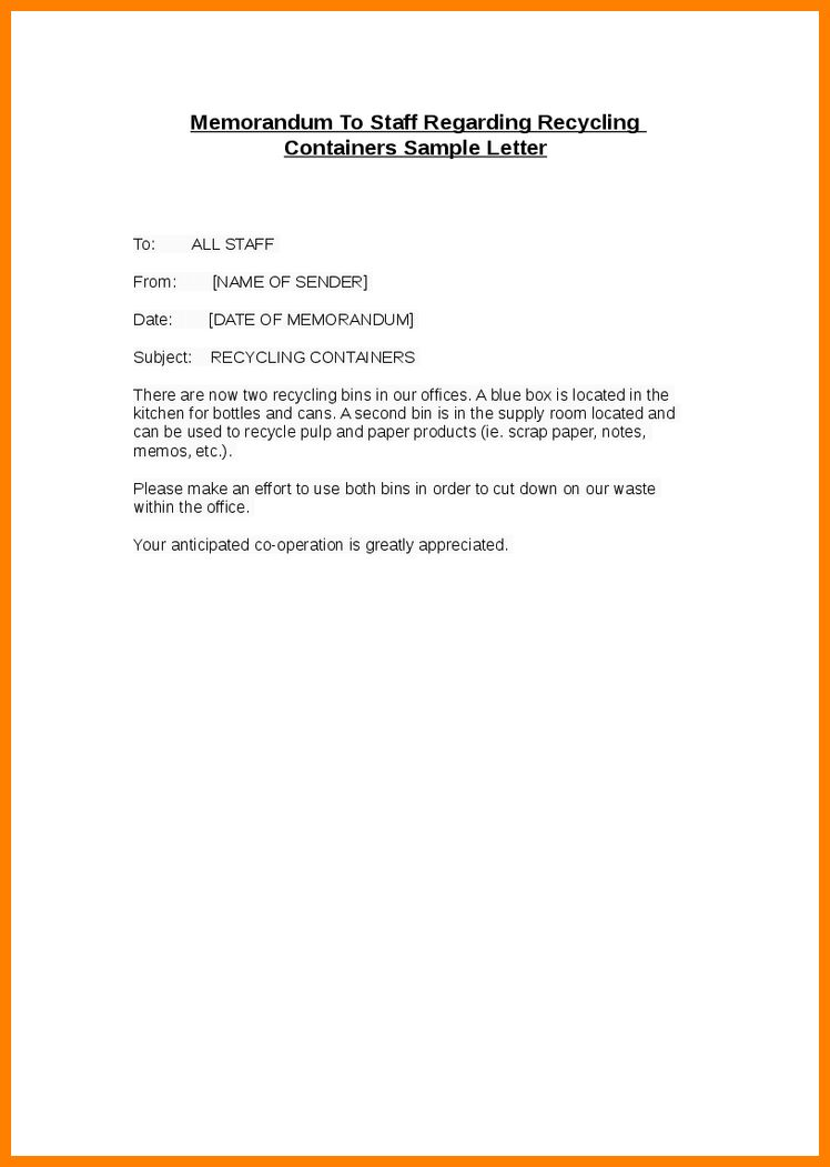 11+ office memorandum letter | buyer resume