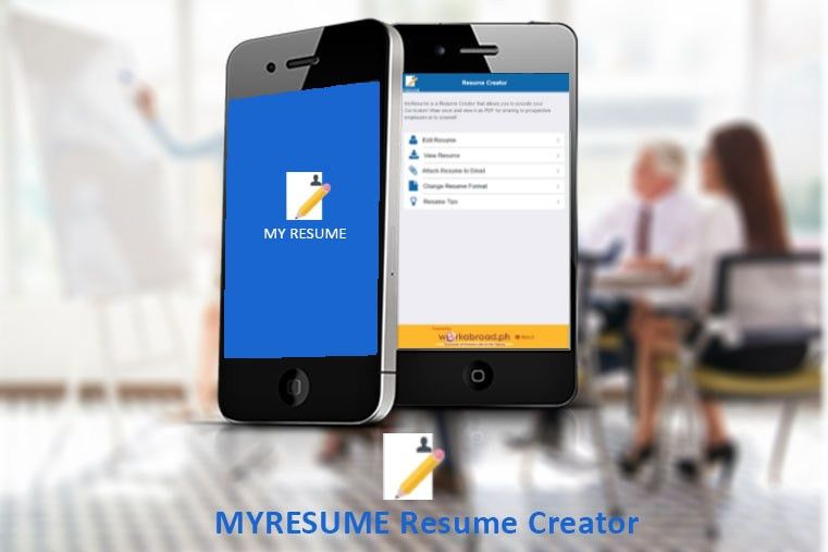 smart resume creator screenshot thumbnail. cv resume creator ...