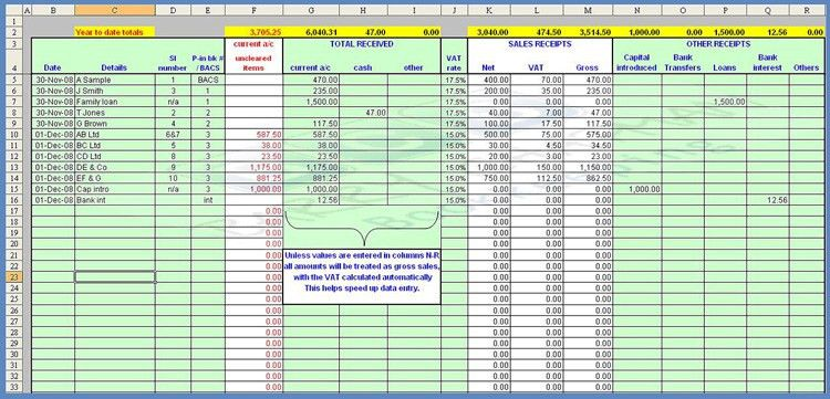 Excel Templates For Payroll - formats.csat.co