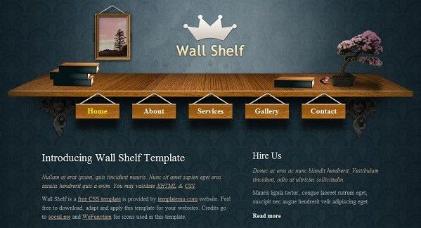 27 Beautiful High Quality Free CSS and HTML Templates - Geeks Zine