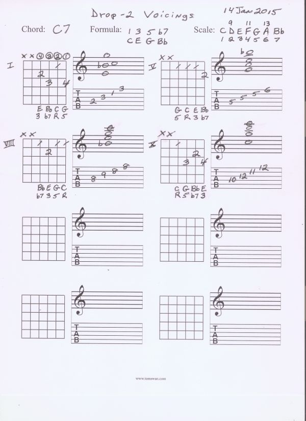 Tom Swan's Music Page