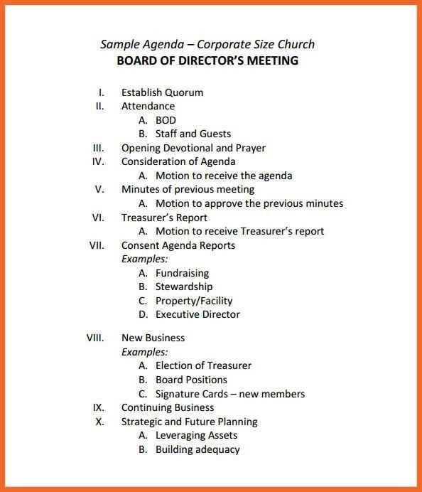 Meeting Agenda Sample. Temp_Meetingagendastaff Jpg This Staff ...