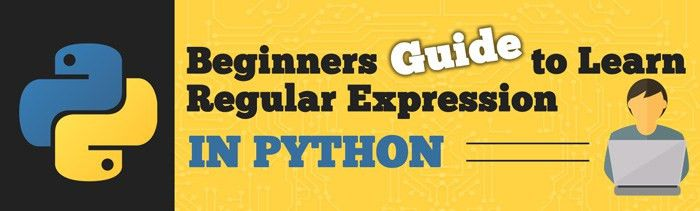 Beginners Tutorial for Regular Expressions in Python | Python Learning