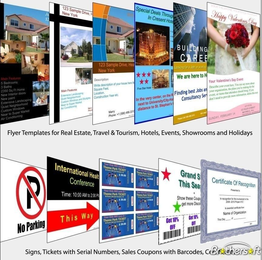 Download Free Easy Flyer Creator, Easy Flyer Creator 3.0 Download
