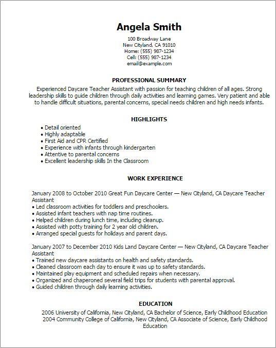 resume sample for aged care worker care assistant cv template job
