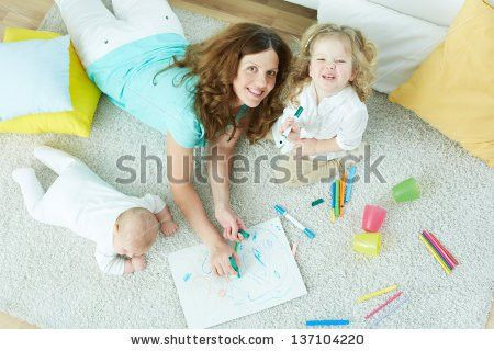 Babysitter Portrait Stock Images, Royalty-Free Images & Vectors ...