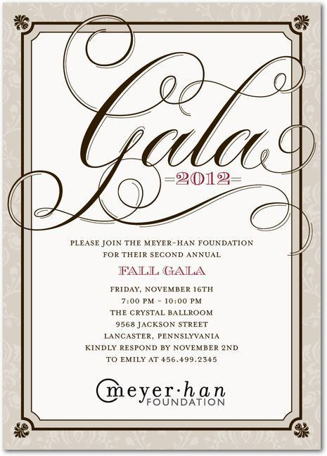 28 best To Invite images on Pinterest | Invitation design ...