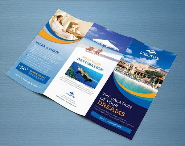 25+ Free Printable Brochure Templates in PSD, EPS, AI