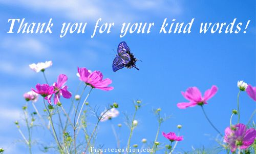 Kind Words. Free Congratulations eCards, Greeting Cards | 123 ...