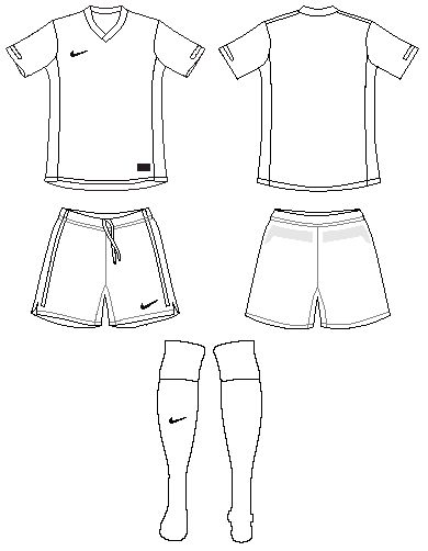 Free Printable Football Jersey Template | Free Download Clip Art ...