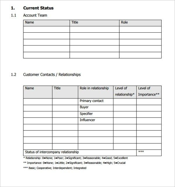 Account Plan Template | aplg-planetariums.org