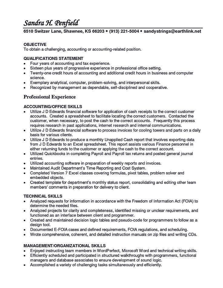 8 best Resume images on Pinterest | Resume templates, Resume tips ...
