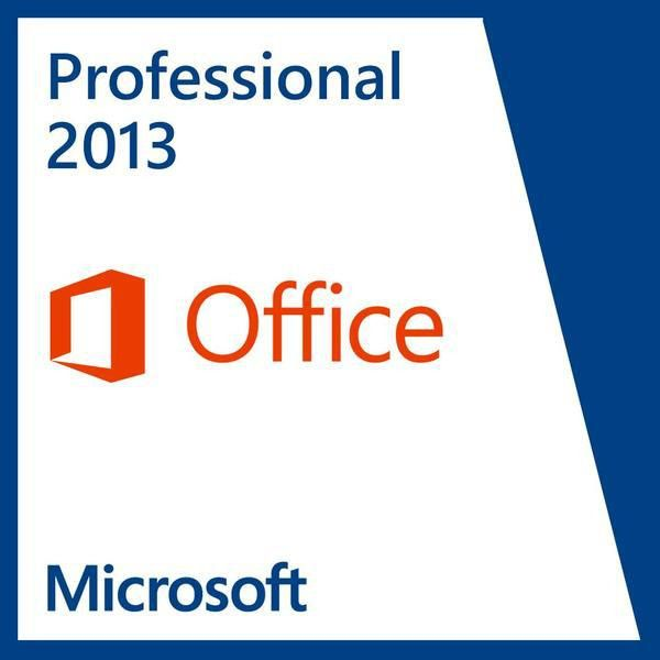 Microsoft Office Professional 2013 License PC | MyChoiceSoftware.com