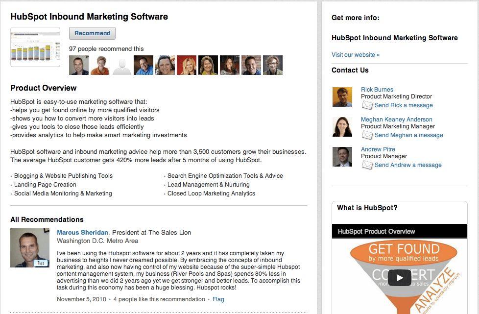 The 2013 LinkedIn Marketing Guide