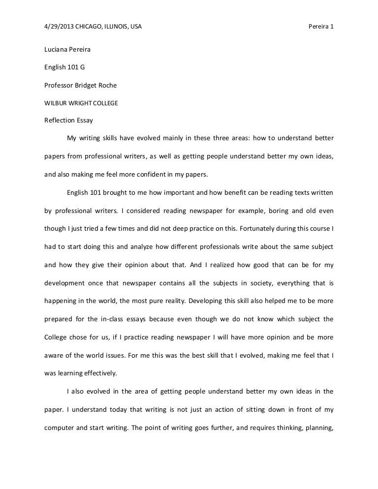 essay rough draft examples