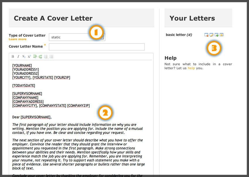 making a good cover letter. resume example resume cover letter ...